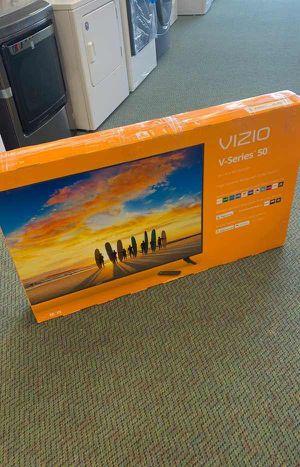 Vizio 4K Smart TV! All new with Warranty! 50 inch TV Television is New ( Open Box) DE for Sale in DeSoto, TX