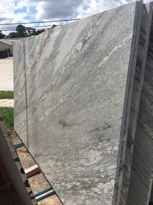 Granite 3cm leather finish $49.99 square feet for Sale in Houston, TX