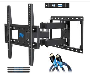"Mounting Dream tv wall mount 32-55"" flat screen swivel & articulating for Sale in Redondo Beach, CA"