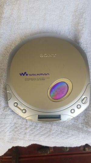 Portable walkman DVD player Works for Sale in Hesperia, CA