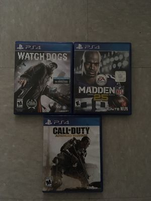 Ps4 games for Sale in Everett, WA