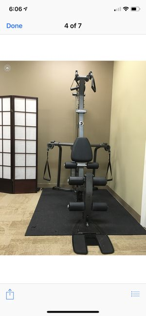 LifeFitness CM3 Home Gym, Rarely Used for Sale in Round Lake, IL