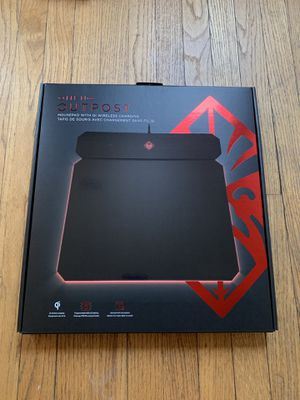 HP Omen Outpost Mousepad (MSRP $99) for Sale in Chicago, IL