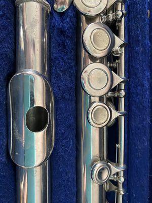 Bundy Silver Plate Flute for Sale in Kent, WA