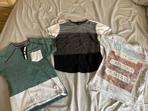Boy shirts size 6/7 for Sale in Santee, CA
