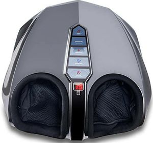 Miko Shiatsu Foot Massager With Deep-Kneading, Multi-Level Settings, And Switchable Heat Charcoal Grey for Sale in Phoenix, AZ