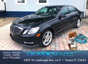 2013 Mercedes-Benz E-Class for Sale in Tampa, FL