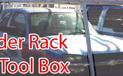 Large Ladder Rack For Tool Box Truck for Sale in Norwalk,  CA