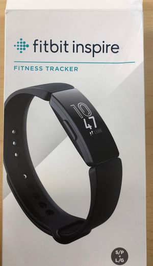 Fitbit Inspire Fitness Tracker Open Box for Sale in Houston, TX