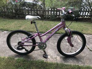 """Trek Bike Girls MT60 Mountain 6 Speed 20"""" Wheels Aluminum for Sale in Atlanta, GA"""