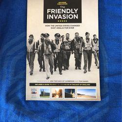 Souvenir publication the friendly invasion for Sale in Port Orange,  FL