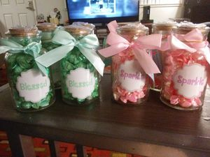 CANDY JARS (8) TOTAL for Sale in Stockton, CA