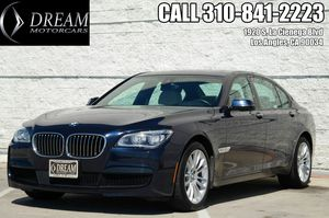 2014 BMW 7 Series for Sale in Los Angeles, CA