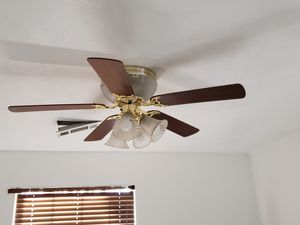 Gold core Cieling fan for Sale in Pontotoc, MS