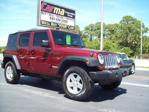 2010 Jeep Wrangler Unlimited for Sale in Englewood, FL