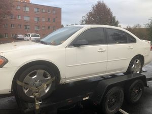 2006 Chevy Impala for Sale in Upper Marlboro, MD