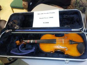 Beautiful ML-100 Strobel Violin for Sale in Norfolk, VA