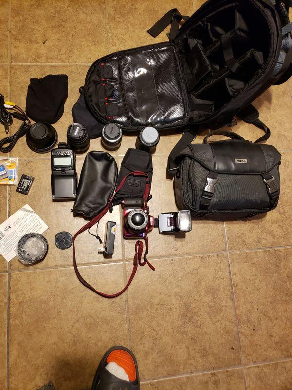 Camera Nikon Digital D3300