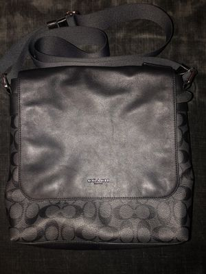 Coach Messenger Bag for Sale in Laurel, MD