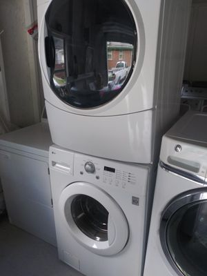 Washer dryer combo (stackable) for Sale in Austell, GA