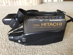 Hitachi 3700A Camcorder for Sale in Knoxville, TN