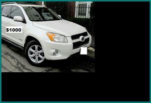 2009 Toyota RAV4 only$1000 for Sale in Detroit, MI