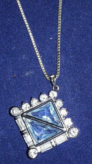 925 Silver Necklace for Sale in Everett, WA