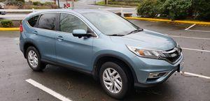 2016 Honda CRV EX AWD for Sale in Seattle, WA