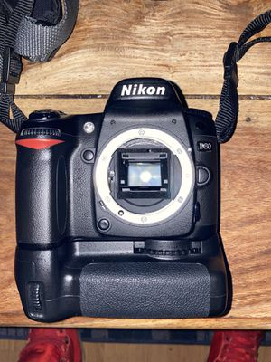 Nikon D80 for Sale in Pearland, TX