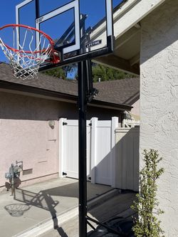 "Lifetime 52"" MVP Portable Basketball Hoop for Sale in National City,  CA"