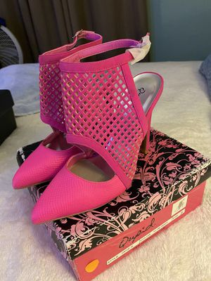 Pink Booties for Sale in Kissimmee, FL