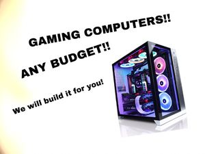 We will Build you a gaming pc! for Sale in Fresno, CA