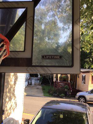 Basketball hoop for Sale in Manassas, VA