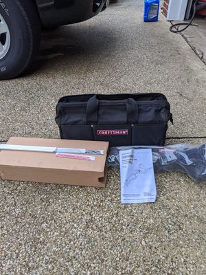 Craftsman reciprocating saw for Sale in Northfield, OH