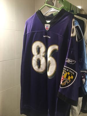 XL Baltimore Ravens Todd Heap Jersey for Sale in Washington, DC