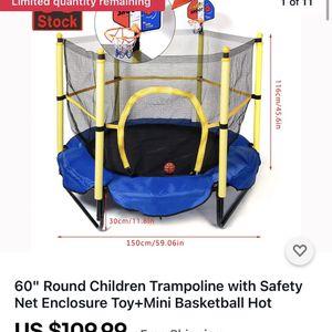 Mini Trampoline for Sale in Spring, TX