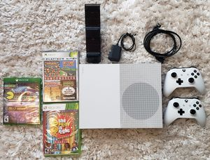 XBOX ONE S 500GB BUNDLE for Sale in Holly Springs, NC