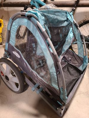 Instep bike trailer for Sale in Beverly, MA
