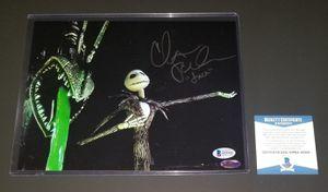 🔥 Chris Sarandon autographed 8x10 Beckett COA🔥 for Sale in El Mirage, AZ