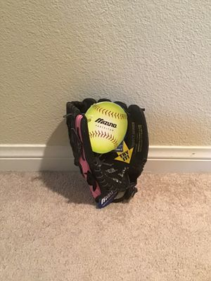 Mizuno girls Little League softball baseball glove GPP1005 10 inches new with tags mit for Sale in Las Vegas, NV