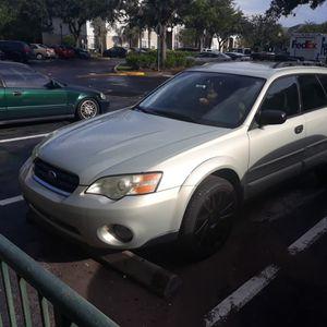 2006 Subaru outback 2.5 for Sale in Alafaya, FL