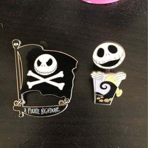 Disney Nightmare Before Christmas Pins for Sale in Santa Ana, CA