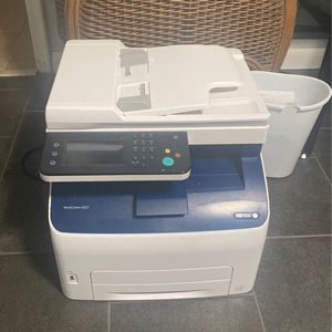 Like New Detox WorkCentre 6027 Laser Printer With 4 Extra Toners for Sale in Delray Beach, FL