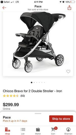 Double stroller for Sale in Milton, FL