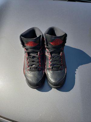 """Air Jordan Retro 2 """"Bred"""" Size 9.5 for Sale in Chicago, IL"""
