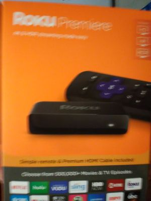Roku premier for Sale in Hillsborough, NC