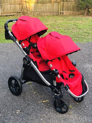 Babyjogger City Select. Double seat stroller. for Sale in Englewood, NJ