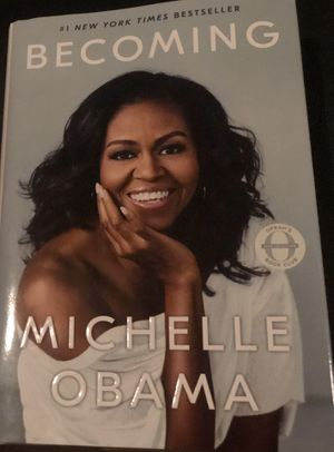 Becoming Micheal Obama Book for Sale in Bridgeport, CT