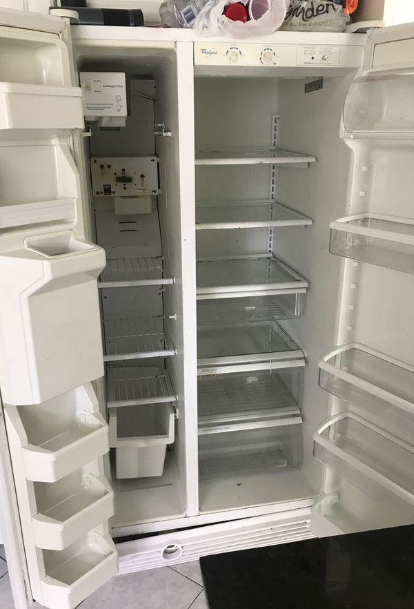 Fully operational Whirlpool Refrigerator