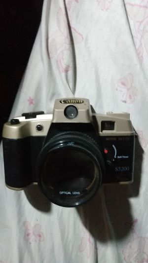 Vintage CANON S5200 35MM Film Camera for Sale in Bakersfield, CA
